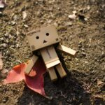 brown-cardboard-robot-artwork-176842